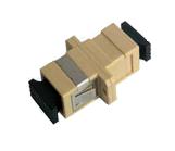 Адаптер, мулти мод, SC/UPC, симплекс