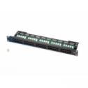 25 порт кат.3 пач панел, ISDN