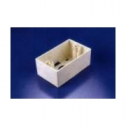 Кутия за монтаж на розетка JE-317 върху стена, Размери 112x68x45мм