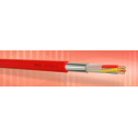 Сигнален кабел устойчив на горене J-Y(St)Y 1x2х1.00mm+0.80 mm…Lg