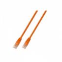 SSTP кат.6 пач кабел, LSZH, 3м, оранжев