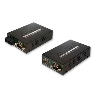 RS-232 / RS-422 / RS-485 over Fast Ethernet Media Converter