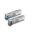 1 - порт Gigabit Ethernet SFP модул (Small Form Factor pluggable transceiver with  1000BaseSX+, LC connector, 2Km). Температурен диапазон: 0 to 60°C