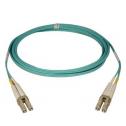 3m Мулти мод OM3, 50/125 оптичен пач кабел, LC/UPC to LC/UPC, Duplex