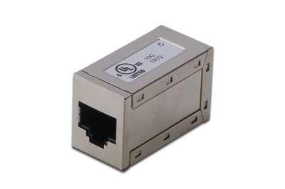 Съединителна кутия за кабели с RJ45 конектори, кат.6, FTP