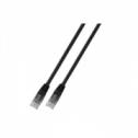 UTP кат.5E пач кабел с RJ45 конектори, PVC, 0.5м, черен