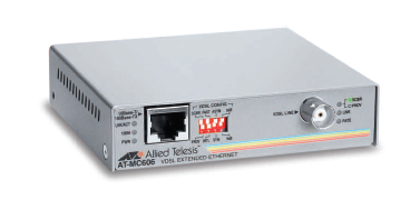 Медия конвертор, видео (BNC) към Ethernet VDSL, 10/100 Ethernet порт