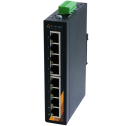 8 - портов индустриален Ethernet комутатор /суич/ (8*10/100Tx, 12-48VDC Power Input)