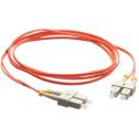 1m Мулти мод OM2, 50/125 оптичен пач кабел, SC/PC to SC/PC, Duplex