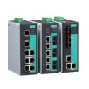 5 - портов индустриален, управляем комутатор /суич/ (3*10/100Base TX, 2*100Base-FX, ММ, 5 км.), монтаж на DIN шина, 0-60 °C работна температура, 12 to 45 VDC захранване