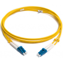 10m Сингъл мод 9/125 oптичен пач кабел, LC/UPC to SC/UPC, Duplex