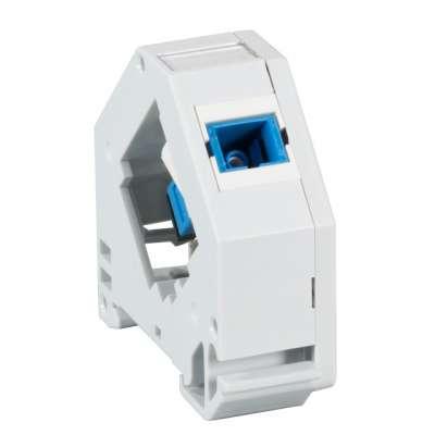 Розетка за монтаж на DIN шина SM SC simplex