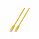 SSTP кат.6 пач кабел, LSZH, 50м, жълт