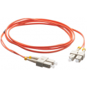 2m Мулти мод OM2, 50/125 оптичен пач кабел, SC/UPC to SC/UPC, Duplex