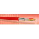 Сигнален кабел устойчив на горене J-Y(St)Y 2x2x0,80+0,40 mm...Lg