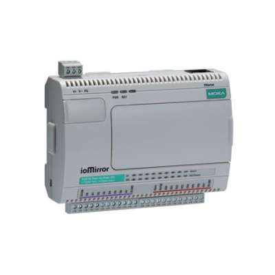 Ethernet Peer-to-Peer I/O with 8 digital inputs and 8 digital outputs