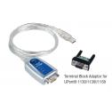 1 - портов индустриален медия конвертор, RS-422/485 USB to Serial адаптор с изолация