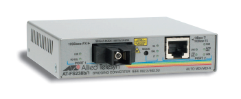 Медия конвертор, 10/100TX to 100FX BiDi, TX1310/RX1550, 15km