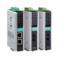 1 - портов RS-232/422/485 Modbus TCP към Serial Communication Gateway with 2 KV Isolation
