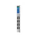 I/O Module, 8AI, 0~10V, single-ended, 12bit, RTB