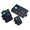 2 - портов RS-232/422/485 Modbus TCP към Serial Communication Gateway